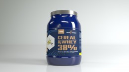 CEREAL & WHEY 30%